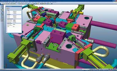 Mold Design Engineering - Rapid Mold Manufacturing of Windsor